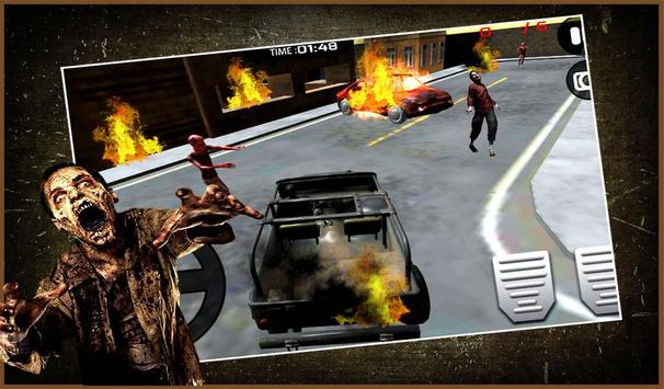 Zombie Killer Simulator 3D screenshot 2