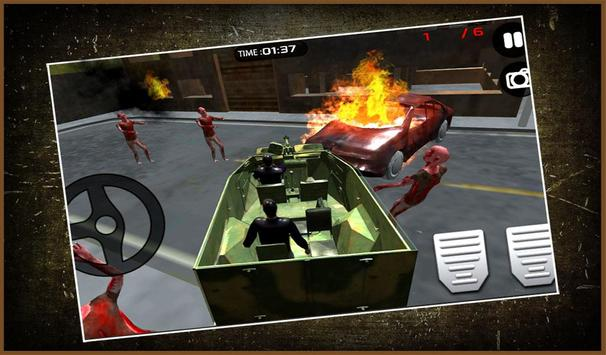 Zombie Killer Simulator 3D screenshot 4