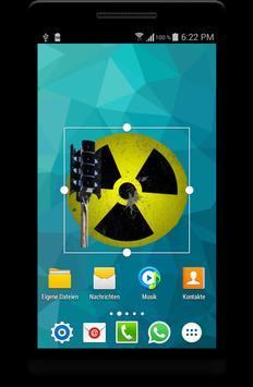 Nuclear Alarm Siren App Widget apk screenshot