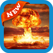 Nuclear Explosion Wallpaper icon