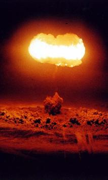 Nuclear Explosion Wallpaper screenshot 1