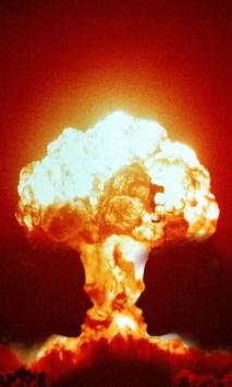 Nuclear Explosion Wallpaper screenshot 7