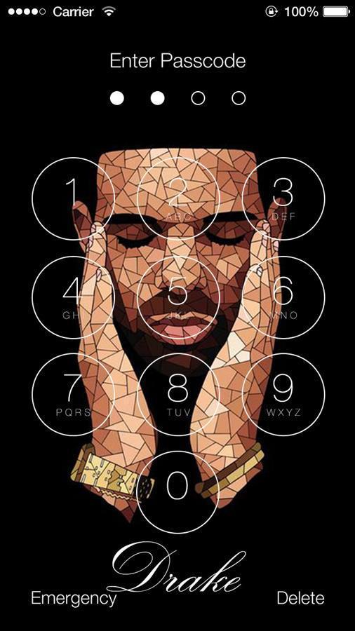 Drake Wallpaper Lock Screen For Android Apk Download