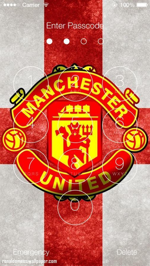 Manchester United Fc Wallpaper Lock Screen For Android Apk Download
