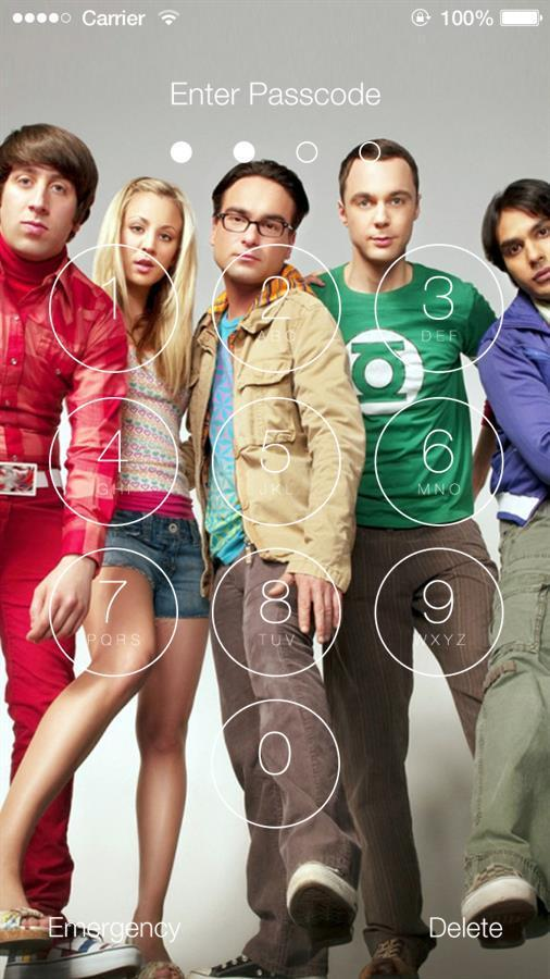 The Big Bang Theory Wallpaper Lock Screen For Android Apk Download