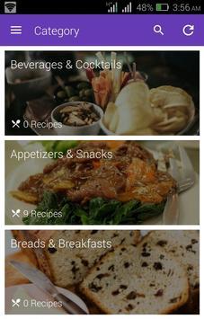 Nuadd Recipes poster