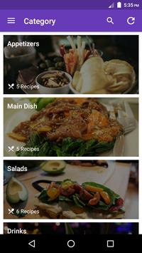 Nuadd Recipes screenshot 2