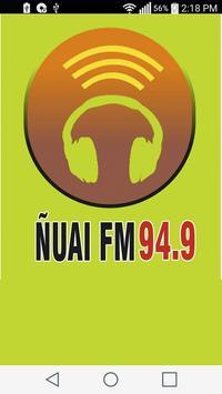 ÑUAI FM poster