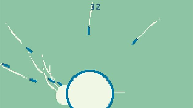 Dodge Fighter screenshot 2