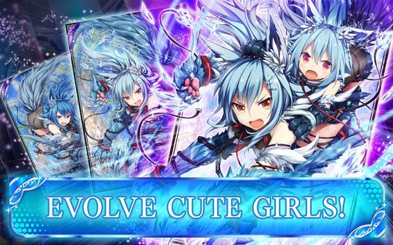 神界のヴァルキリー 【美少女ゲームアプリ×街づくり×RPG】 apk スクリーンショット