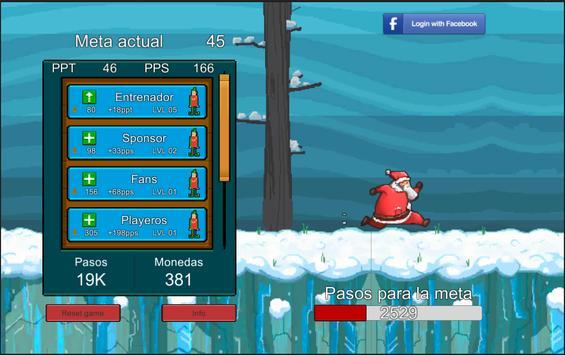 Santa Claus Racing apk screenshot