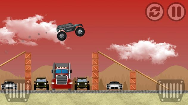 Monster Truck Freestyle Games apk screenshot