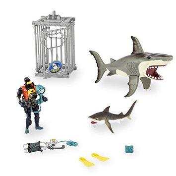 Shark Toys poster