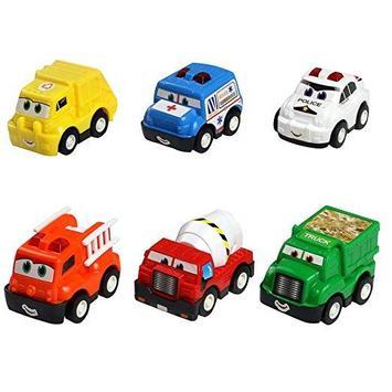 Mini Toy Car Racing screenshot 1