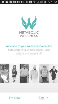 Metabolic Coaching poster