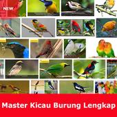 Master Suara Burung Lengkap icon