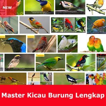 Master Suara Burung Lengkap poster