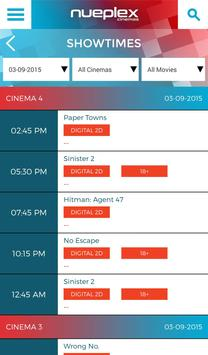 Nueplex Cinemas screenshot 3