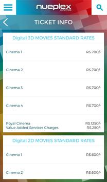 Nueplex Cinemas screenshot 4