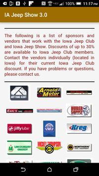 Iowa Jeep Show 3 Cherokee screenshot 4