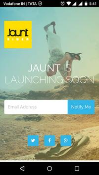 JauntRiderApp poster