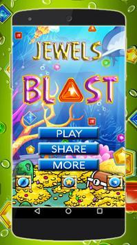 Jewels Blast poster