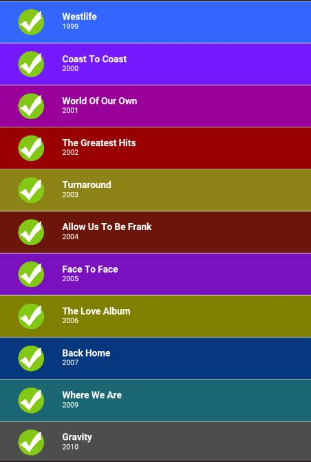 Westlife All Album for Android - APK Download