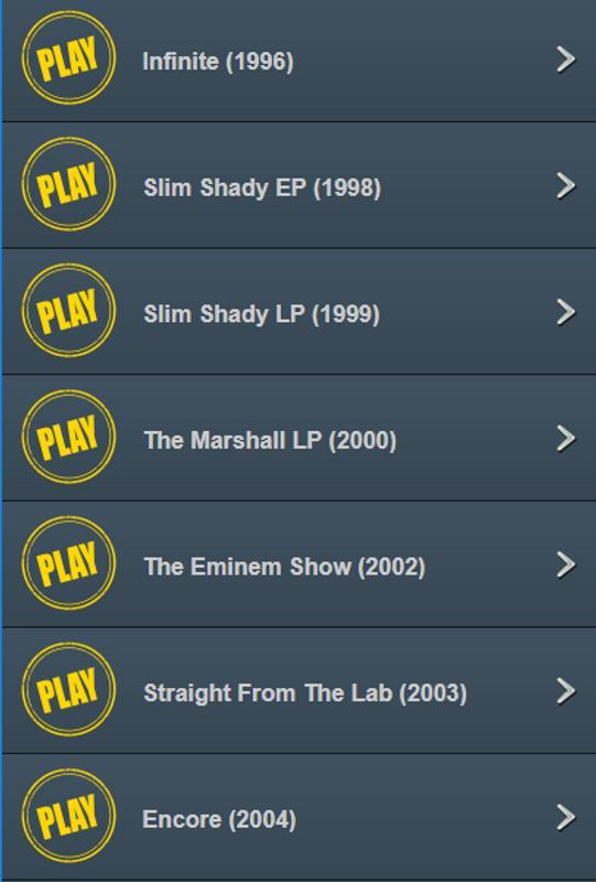 shady xv download full album