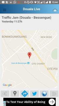 Douala Live apk screenshot