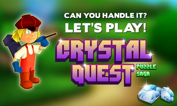 Crystal Quest poster