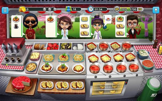 14 Schermata Food Truck Chef™: Cucina in movimento