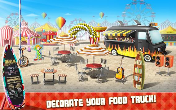 15 Schermata Food Truck Chef™: Cucina in movimento