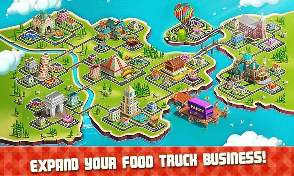 1 Schermata Food Truck Chef™: Cucina in movimento