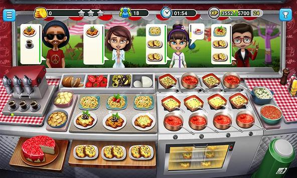 2 Schermata Food Truck Chef™: Cucina in movimento