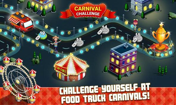 4 Schermata Food Truck Chef™: Cucina in movimento
