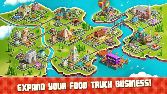 7 Schermata Food Truck Chef™: Cucina in movimento
