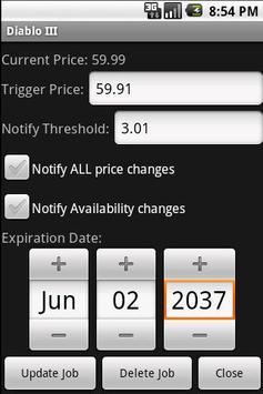 Price Watch For Amazon/Walmart apk screenshot