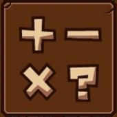 Mental arithmetic icon