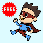 Free SuperKids icon