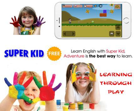 Free SuperKids screenshot 1