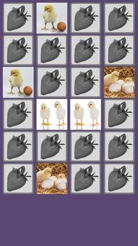 Cewek Memory Game screenshot 1