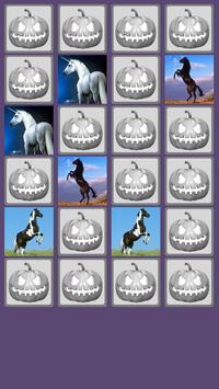 Pferde Memory Game Screenshot 1