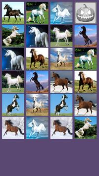 Paard Memory Game screenshot 2