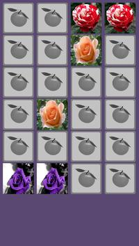 Rose memori permainan syot layar 3