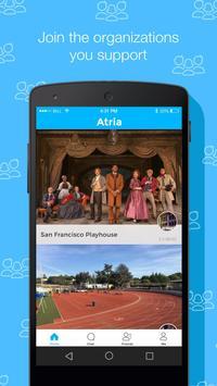 Atria - Community Lounge poster
