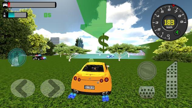 California crime simulator screenshot 1