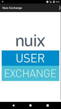 Nuix Exchange poster
