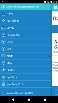 Nuix Exchange apk screenshot