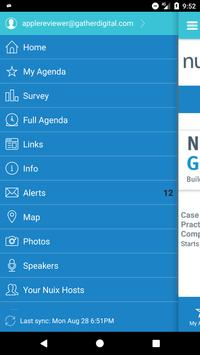 Nuix Exchange screenshot 2