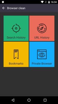 Privacy Master screenshot 7